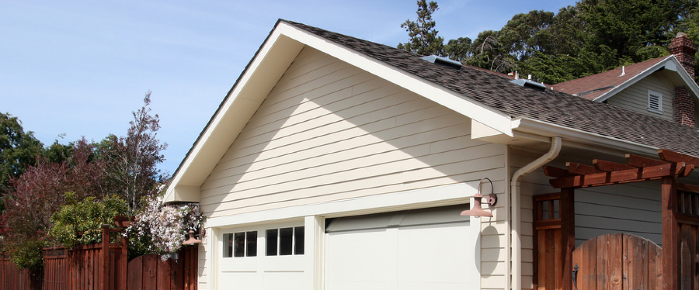 Get A New Garage Door And Opener For $999!